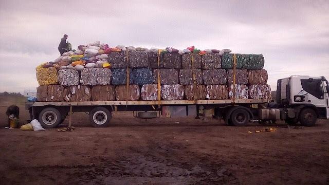 Pehuajó recupera 20 nuevas toneladas de residuos y las reinserta al ciclo de vida
