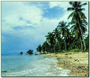 Gambar Pantai Sebalang