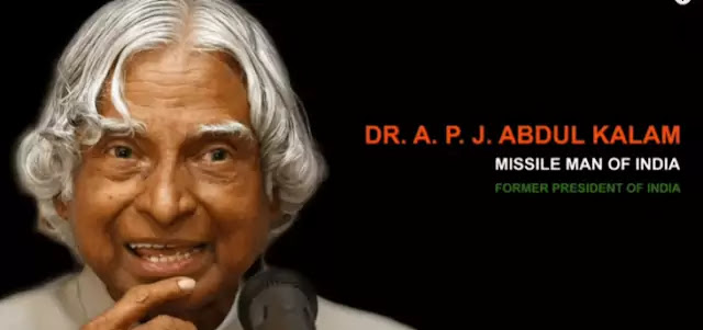 APJ Abdul kalam : Missile Man of India