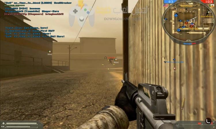 تحميل لعبة Battlefield 2 برابط مباشر من ميديا فاير