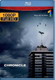 Poder sin límites (Chronicle) (2012) [1080p BRrip] [Latino-Inglés] [LaPipiotaHD]