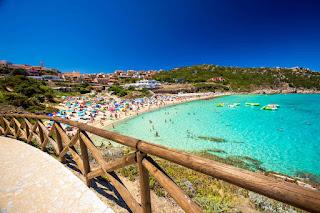 Sardinia Honeymoon capo spartivento