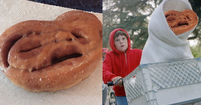 Neulich beim Frühstück - Kinder der 80er werden es kennen... die besondere Zimtschnecke