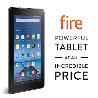 Fire 8GB Tablet