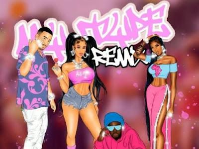 "DOWNLOAD MP3: Saweetie – ""My Type (Remix)"" ft. French Montana, Wale, Tiwa Savage"