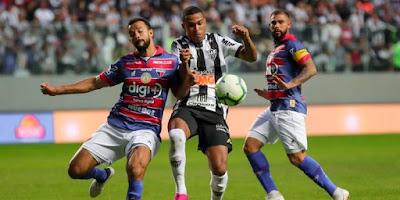 Fortaleza empata com Atlético-MG no Independência