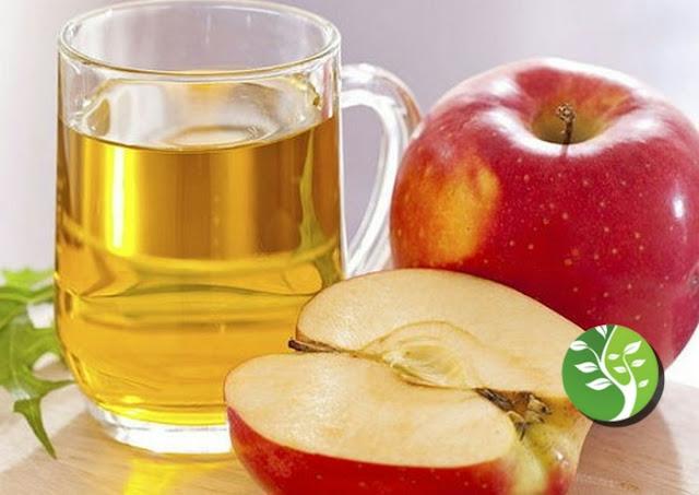 Té de manzana para adelgazar y combatir el colesterol