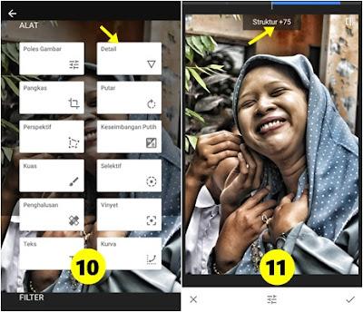 Cara Membuat Foto Efek HDR di Smartphone dengan Snapseed 4