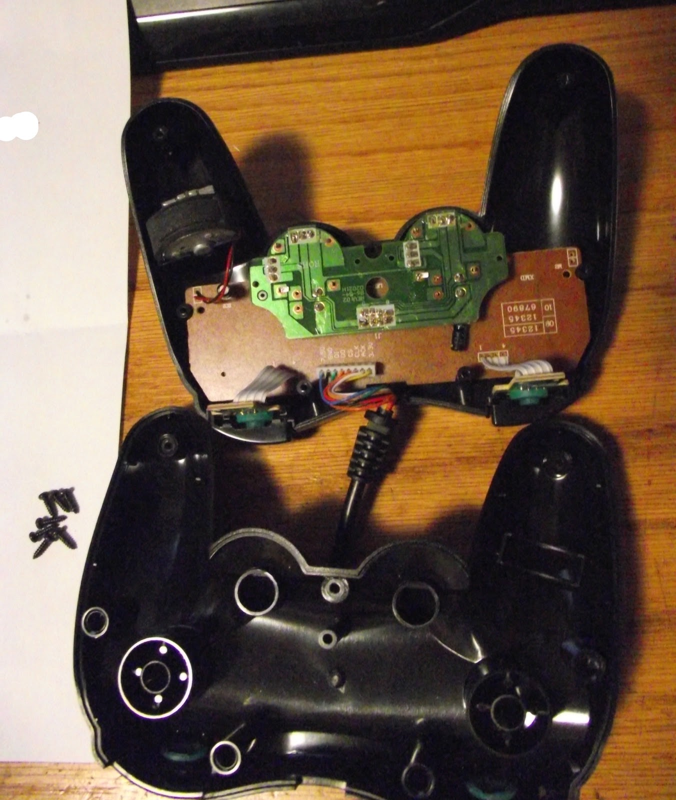 Digitalduino Interfacing A Playstation 2 Ps2 Controller With Arduino Wiring Diagram Here Is The Inside