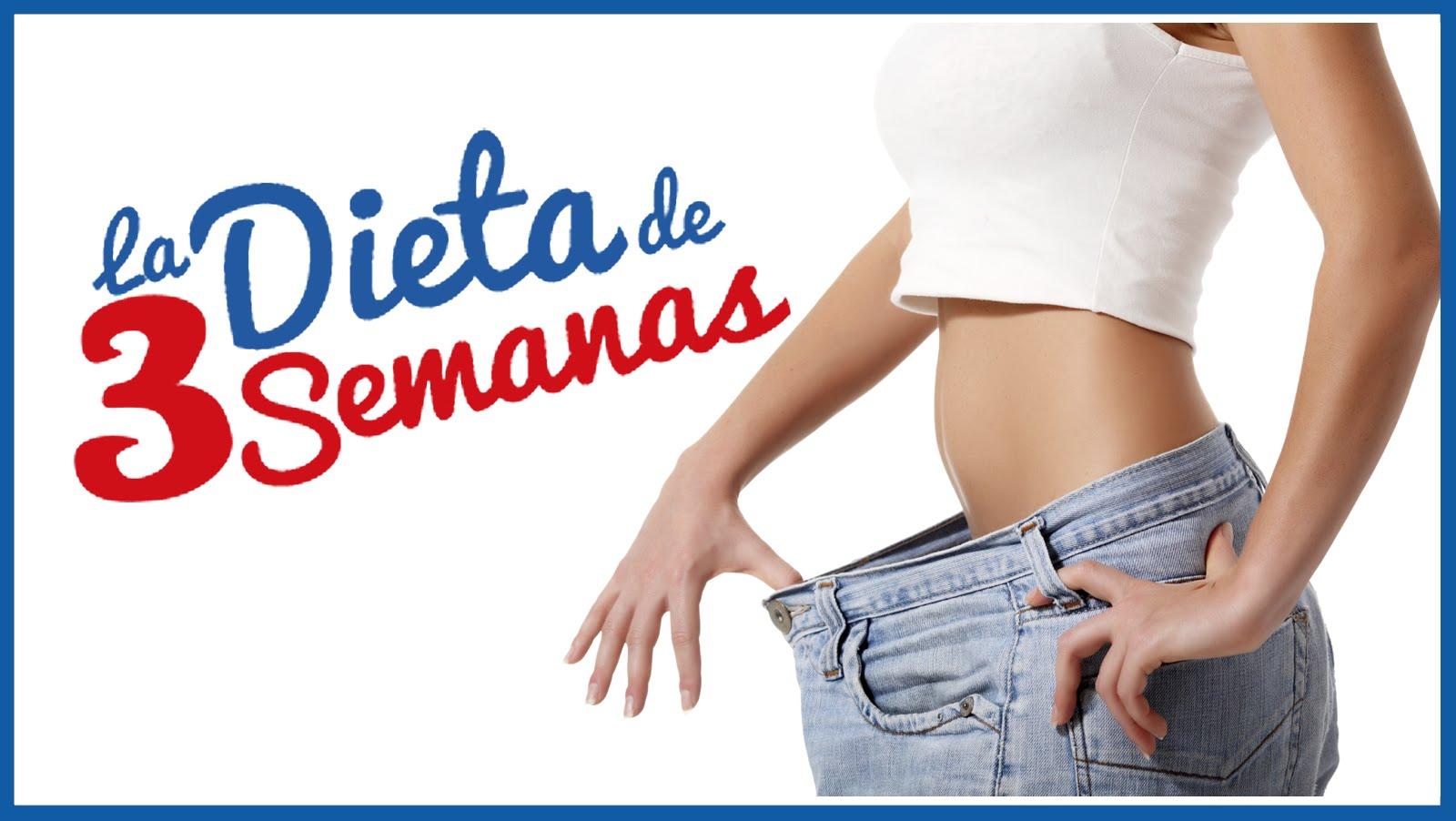 Lo Más Rápido | La Dieta De 3 Semanas 1