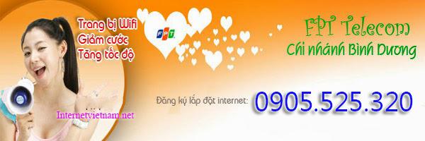 Đăng Ký Lắp Đặt Internet FPT Tại Thuận An