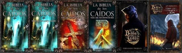 LA BIBLIA DE LOS CAÍDOS, libro recomendado de Fernando Trujillo Sanz