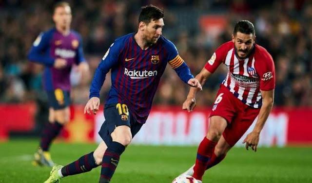 تعرف على قائمة أتلتيكو مدريد لبطولة السوبر الإسباني