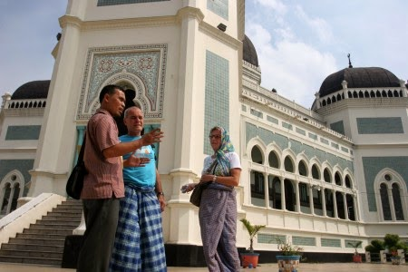 Wisata reliji masjid domestik