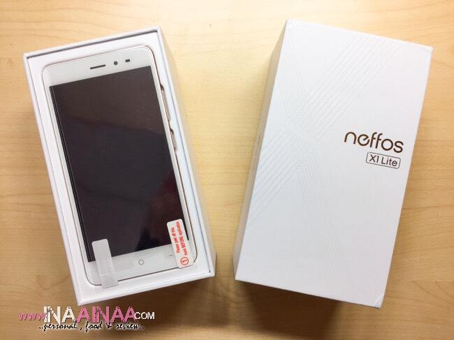 NEFFOS X1 LITE | SMARTPHONE YANG BERGAYA, CANGGIH & MAMPU DIMILIKI