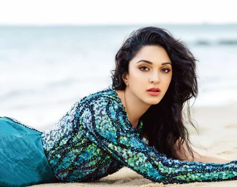 Latest Sexy Photos Of Actress Kiara Advani
