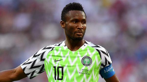 """قائد منتخب نيجيريا : """" متؤكدون من الفوز على الجزائر"""""""