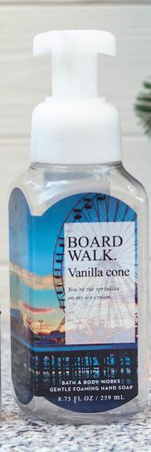 Bath and Body Works Vanilla Cone Hand Soap