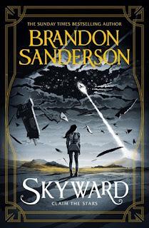 Skyward by Brandon Sanderson cover