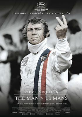 McQueen The Man & Le Mans 2015 DVD R2 PAL Spanish
