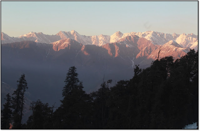 kedarkantha, snow capped mountain, uttarakhand