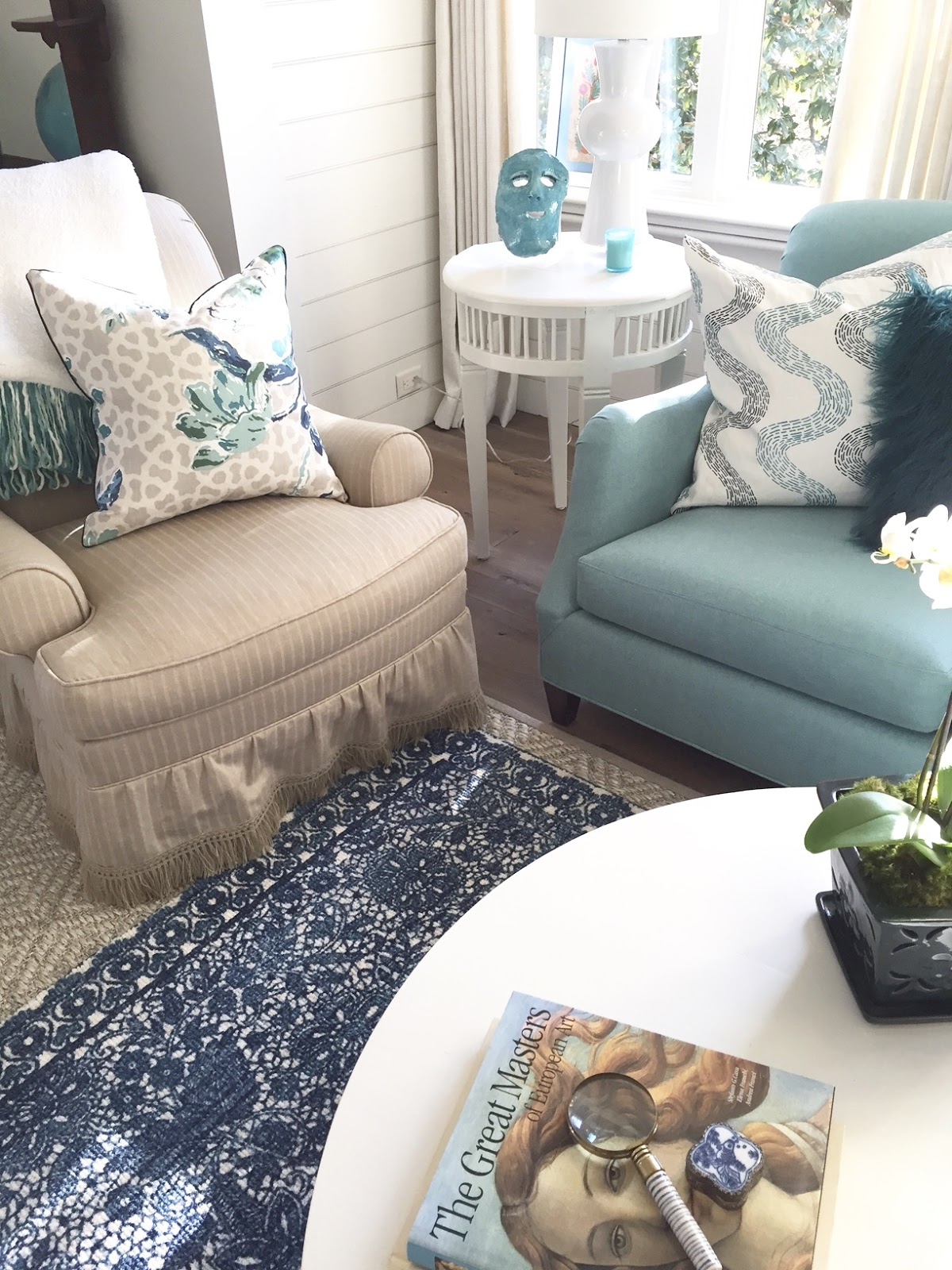 Home Goods Coffee Table Design Indulgence Before And After