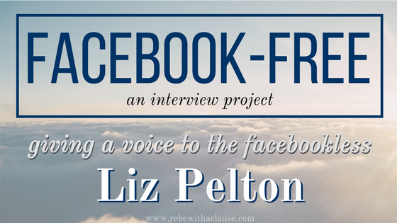Facebook-free Project - Liz Pelton