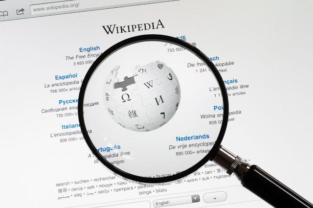 تاريخ ويكيبيديا Wikipedia