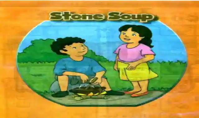 افضل شرح لقصة stone soup كونكت بلس كى جى 2 هدية من كتاب الباهر