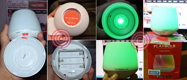 MiPOW PlayBulb Candle Review