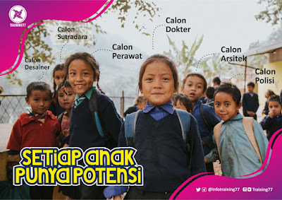 Potensi Anak Training77