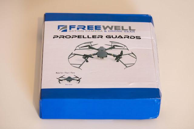 Freewell Gear  DJI MAVIC PRO QUICK RELEASE PROPELLER GUARD  Propellerschutz 06