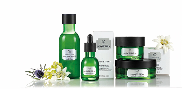 Natural The Body Shop