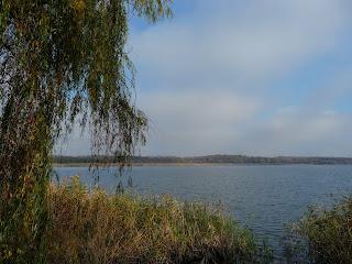 Региональный ландшафтный парк «Клебан-Бык». Водохранилище
