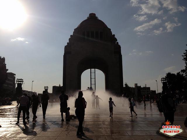 Dia 8: Cidade do México (México) - Monumento a la Revolución e Villa María