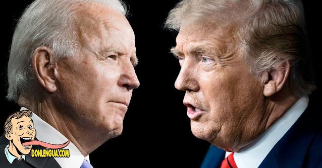 Está pareja la contienda entre Trump y Biden - Estados Unidos se juega su futuro Socialista