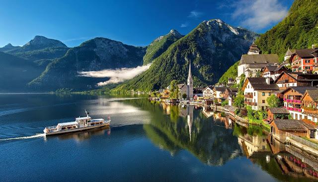 Must Visit Tourist Attraction in Austria