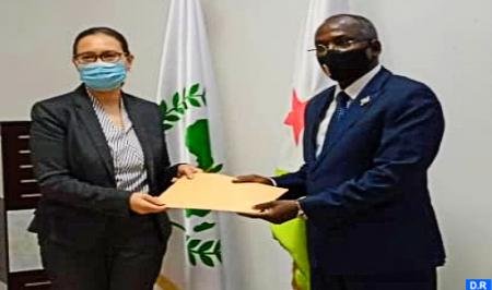 المغرب وجيبوتي عازمان على تعزيز التعاون بين برلماني البلدين