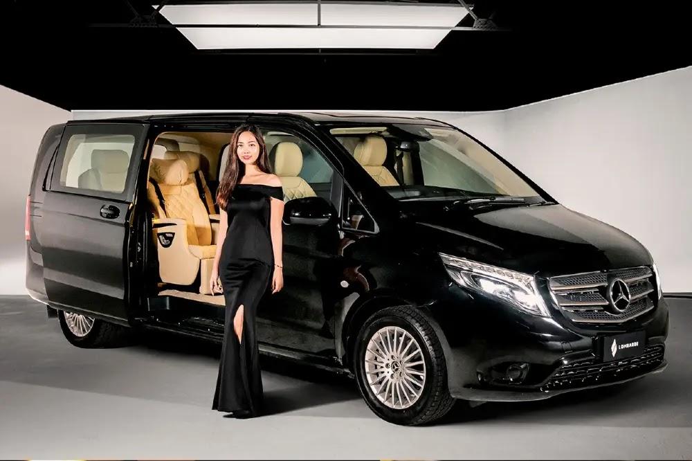 Rekomendasi Mobil MPV Mewah - Mercedes Benz V-Class