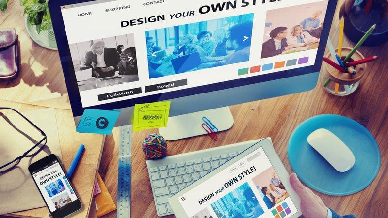 web designer gráfico diferença profissão