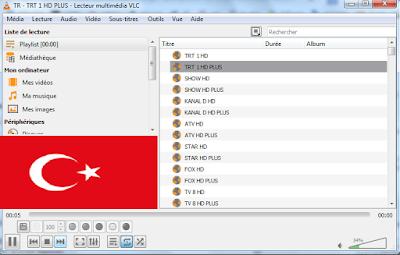 Free Iptv m3u 2019 Turkey playlist channels vlc files