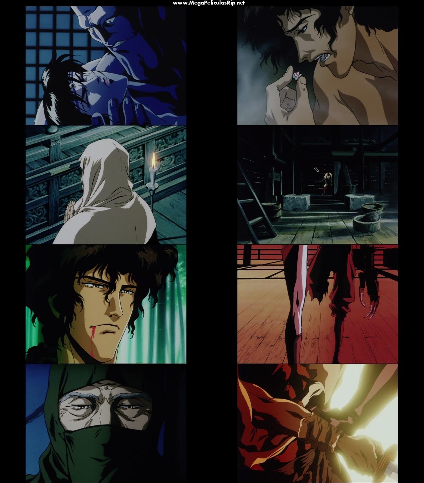 Ninja Scroll 1080p Latino