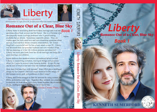 Book Feature: Kenneth Sumerford's Inspirational Romance, LIBERTY!