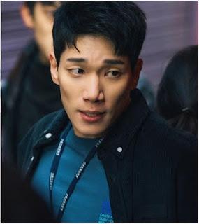 pemain The King: Eternal Monarch - Kim Kyung Nam sebagai Kang Shin Jae