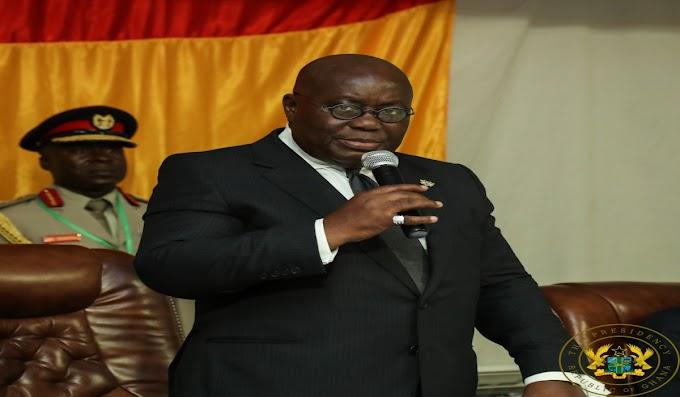 """I Had No Choice But To Remove EC Chair, Deputies"" – President Akufo-Addo."