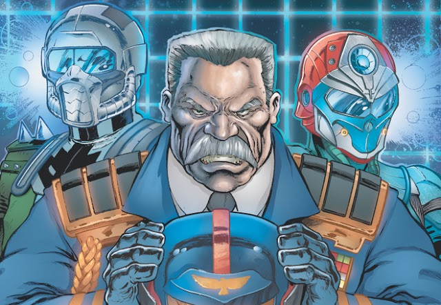 M.A.S.K. #8 Now Available in Comic Shops and Digital Download