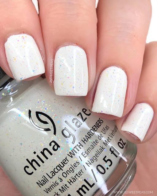 China Glaze SPRITZER SISTER 25 Sweetpeas