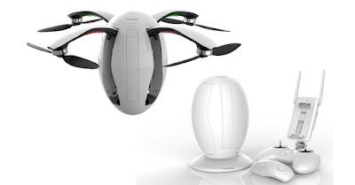 Spesifikasi PowerVision Power Egg - OmahDrones