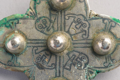 Viking treasures found in Scottish field revealed