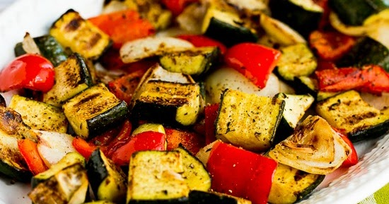 Kalyn's Kitchen®: World's Easiest Grilled Vegetables (How ...